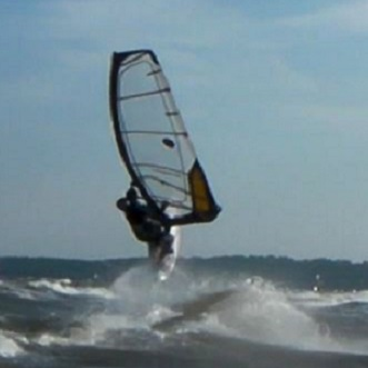 windsurf lesson in koh samui thailand